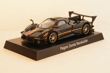 1/64 Diecast Car Pagani Zonda Revolution Model Collection Christmas Gift