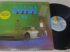 Philippines ANDY TAYLOR Miami Vice 2 33 RPM LP