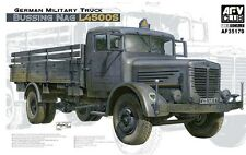 AFV Club 1/35 35170 German Military Truck Bussing Nag L4500S