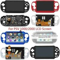 LCD Screen Display Digitizer Replacement For PSV PS Vita 1000/2000 Game Console