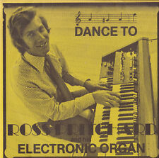 ROSS PRITCHARD and his ELECTRONIC ORGAN Strict Dance Tempo EP