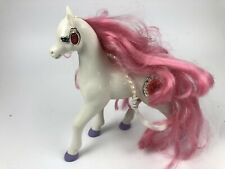 Vintage Magic Touch Toy Horse Pony Pink 1996 Micro Games Of America