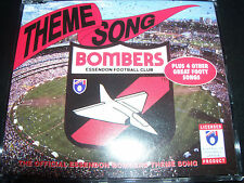 The Bombers Essendon Theme Song CD AFL Footy / Football CD Single