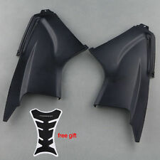 Black For Yamaha YZF R6 2003 2004 2005 Ram Air Tube Cover Fairing Parts