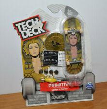 TECH DECK Primiteve Skateboarding Toy Series 1 Ultra Rare Mini Skateboard MOC