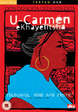 DVD:U-CARMEN - NEW Region 2 UK