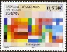 French Andorra #612 MNH CV$1.40 Flags