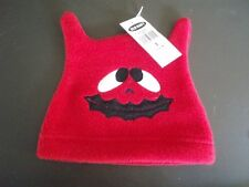 New ~  Boys/ Girls Infant Old Navy Fleece Red  Winter Hat ~ Size 3-6M