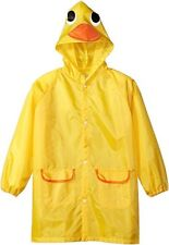 CloudNine Children's Lightweight Duck Raincoat for Ages 3-10