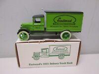 Ertl Eastwood 1931 Hawkeye Delivery Truck Bank MIB