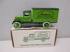 Ertl Eastwood 1931 Hawkeye Delivery Truck Bank MIB