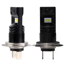 2pcs H7 6500K CSP Chip 800LM 80W High Power Auto Car LED Fog Light White Lamp