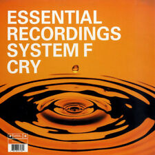 """System F - Cry / VG / 12"""""""