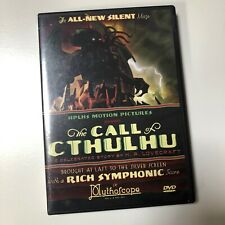 The Call of Cthulhu (2005) - DVD - H.P. Lovecraft Fantasy Horror Mystery Movie