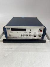 RACAL-DANA 9915M UHF Frequency Meter POWERS ON