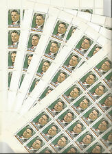 USSR 1983..n° Sol. 5372...5 Full Sheets MNH ** B.N. PETROV... Scientist