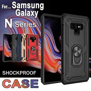 For Samsung Galaxy S20 FE Note 20 S21 Ultra 8 9 10+ Case Shockproof Back Cover