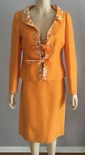 NWT Authentic  VALENTINO Dress Suit, Made in Italy