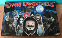 Living Dead Dolls Board Game Complete  -Preowned- NICE