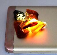 Ukraine 23.10 Ct Baltic Amber Gemstone Rough Lot 100% Natural Certified X6412