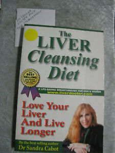 The Liver Cleansing Diet - Dr Sandra Cabot OzSellerFasterPost