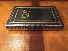 Easton Press ANNE RICE: Interview With The Vampire SIGNED & SEALED