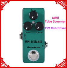 Moskyaudio Mini Screamer (TS9) OverDrive guitar effect pedal And True Bypass
