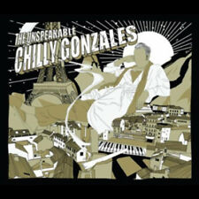 """Chilly Gonzales : The Unspeakable Chilly Gonzales Vinyl 12"""" Album (2015)"""