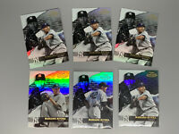 Mariano Rivera 2020 Topps Gold Label 6-Card Lot With 1-3 Base & 1 Black Yankees