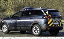 1:43 Peugeot 5008 Gendarmerie 2020 NOREV 473896 - Précommande fin Novembre 2021