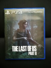 The Last of Us Part II / 2 - PS4 - PlayStation 4 - OVP - SEHR GUT