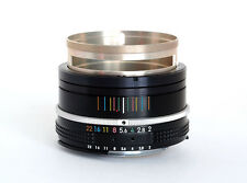 NIKON REPLACEMENT BARREL ASSEMBLY FOR NIKKOR 28mm f2 - UNUSED NEW OLD STOCK!