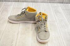 SUPRA Kids' York High Sneaker - Big Boy's Size 5 .5 - Gray