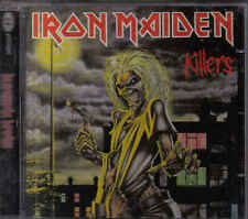 Iron Maiden-Killers cd album