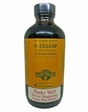 Skullcap Liquid Herbal Extract | 8 fl oz. | By Herb Pharm