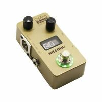Hotone Omni AC Acoustic Simulator Guitar Pedal - TPOMP5 N