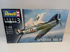 REVELL 03959 Supermarine Spitfire Mk.II 1:48 Aircraft Model Kit, New!