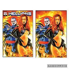 Hellions #3 Mike Mayhew Trade/Virgin Variant Set NM PRESALE