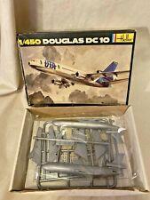 HELLER DOUGLAS DC-10 MODEL KIT # 049  1/450 SCALE FACTORY SEALED PARTS