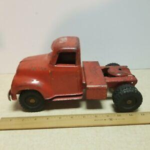 Toy Tonka 1956 Ford Semi tractor truck