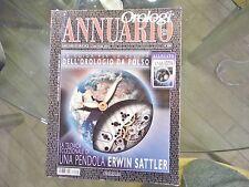 ANNUARIO DI OROLOGI LE MISURE DEL TEMPO 2006-2007