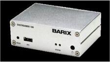 Barix Exstreamer 100 AoIP Audio Decoder -New  Free US Shipping* prosounduniverse