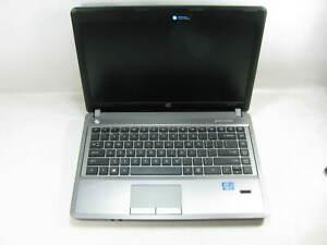 "HP ProBook 4440s 14"" Laptop 2.4GHz i3-3110M 4GB RAM (Grade B No Battery)"