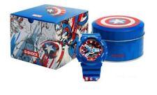 G shock Casio Limited Edition Avengers Captain America Marvel Watch GA-110GB