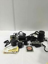Misc Selection of Cameras- Polaroid