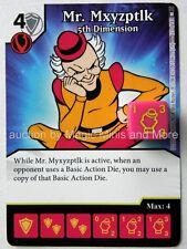 World's Finest ~ MR. MXYZPTLK 5th Dimension #123 rare DC Dice Masters card