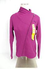 Puma Ladies ASYM Jacket Magenta Purple US Size S NWT