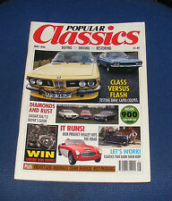 POPULAR CLASSICS MAY 1990 - CLASS VERSUS FLASH/DIAMOND AND RUST/IT RUNS!