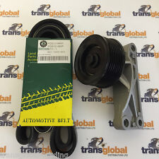 Land Rover Discovery 2 V8 Drive Tensioner & Belt No AC ACE Bypass Kit - Bearmach