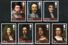 GB MNH STAMP SET 2010 HOUSE OF STUART SG 3087-3093 10% OFF ANY 5+